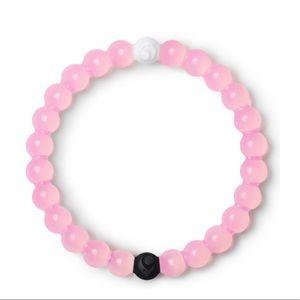 🦋 authentic pink breast cancer lokai bracelet